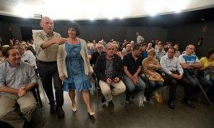 EL  LEHENDAKARI  IBARRETXE  DEPARTE  SOBRE  DESARROLLO  HUMANO  SOSTENIBLE  EN  ANDOAIN