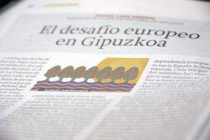 El  desafío  europeo  en  Gipuzkoa